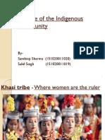 Khasi Tribe - Where Women Are the Ruler