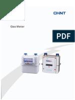 Domestic Gas Meters Range Catalog | Kimpex ( Kriti Trade Impex )