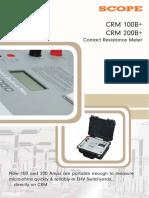 SCOPE Kit CRM_200B Manual