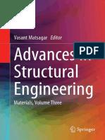 Vasant Matsagar (eds.) - Advances in Structural Engineering_ Materials, Volume Three 3(2015, Springer India).pdf