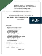 DIAGNÓSTICO SITUACIONAL  DEL SISTEMA DE TRATAMIENTO DE AGUAS RESIDUALES   DEL DISTRITO DE HUANCHACO FINAL.docx