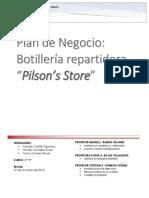 Informe Pilson Store