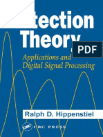 Ralph D. Hippenstiel - Detection Theory_ Applications and Digital Signal Processing-CRC Press (2001).pdf