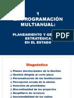 Planeamiento y gestión estratégica en el Estado