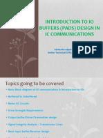 Chip IO circuit design_IO Buffers Design in IC Communications.pdf