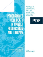[Advances in Experimental Medicine and Biology 615] Roya Khosravi-Far, Eileen White (auth.) - Programmed Cell Death in Cancer Progression and Therapy (2007, Springer Netherlands).pdf