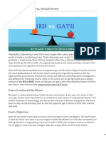 IES Vs GATE Things You Should Know