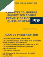 GPE 2009  cours modele Budget eco_pratique generale des MQC.ppt