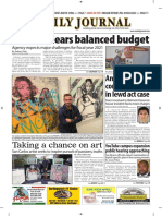 San Mateo Daily Journal 05-03-19 Edition