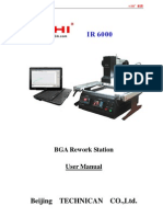 IR6000 Manual English