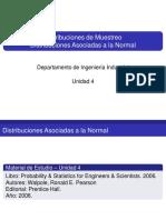 1. Distribuciones Asociadas a La Normal