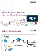 EWatch Online Energy Monitoring System