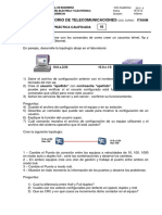 Lab Telecomunicaciones - Experiencia -1