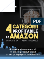 4 Categorii Profitabile Pe Amazon Din Care Sa Ti Alegi Produsul
