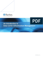 DcTrack-WhitePaper-Into to Data Center Infrastructure Mgmt