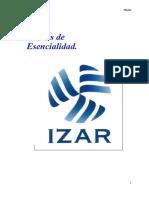 Niveles Apuntes IZAR Tubero by Pacha