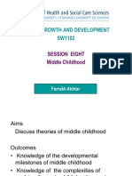 Lecture 7 Middle Childhood