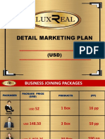 Luxreal Detail Marketing Plan (2019 ) Usd