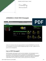 Aprende a usar wifi pineapple