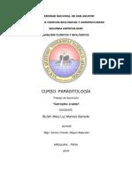 Seminario Parasitologia Sarcoptes Scabiei