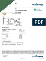 ARDUINO - Datasheet_Piezoelectrico