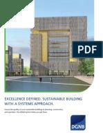 DGNB Certification System
