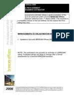 OFF DP Pre-Assessment Estimator 2006v1.2