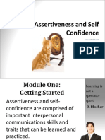 Self Confidence PowerPoint Slides