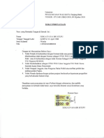 Surat Pernyataan Siska