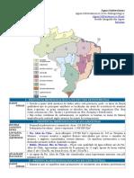 Águas Subterrâneas - Províncias Hidrogeológicas