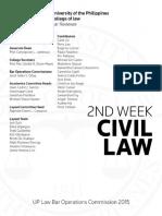 REVIEWER - Civil Law 2015 (UP).pdf