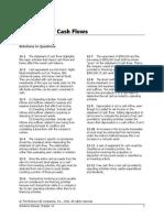 Cap. 11 Fin. Statement Analysis CH13 SM 1