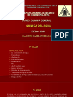Quimica Del Agua-2019-i