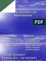 Tipologi Ekosistem
