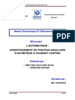 assirverssement e position angulaire