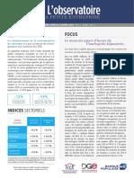 Observatoire de la petite entreprise n°72 FCGA – Banque Populaire
