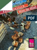 Kauderwelsch, Portugiesisch Wort Für Wort - Reise Know-How Verlag