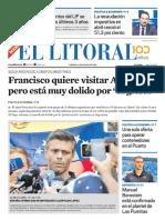 El Litoral Mañana 03/05/2019