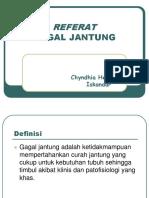 Presentation1 Referat Gagal Jantung