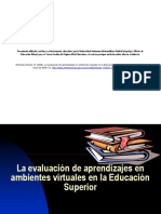 Gestion Evaluacion Actv Ext Evaluacionaprendizajesambientes