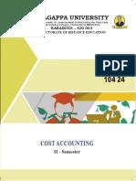 4_ B_B_A_ - 104 24 - Cost Accounting Alagappa