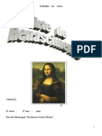 A Arte Renascentista (Salvo Automaticamente)