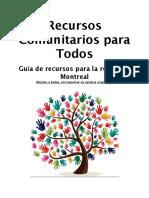 Recursos Comunitarios Para Todos
