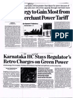 Karnataka HC Has Issued an Interim Stay on KERC_paper-clippings