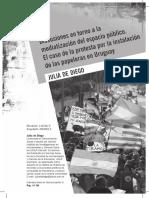 """""""Vamos a portarnos mal"""". Protesta social y libertad de expresión en América Latia"""