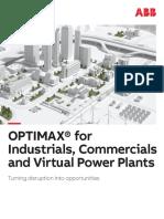 8VZZ001268T00001_Brochure_OPTIMAX for Industrials Commercials Virtual Power Plants.pdf