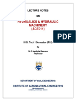 HYDRUALICS & HYDRAULIC MACHINERY _LECTURE_NOTES-1.pdf