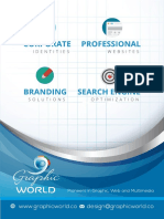 Brochure Graphic World Hyderabad
