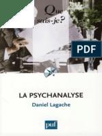 La psychanalyse - Lagache Daniel.epub