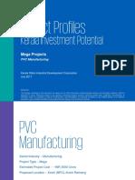 Mega Project Profiles PVC Manufacturing KSIDC IP